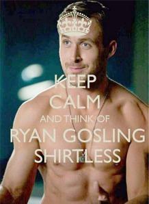 Movie Actor Ryan Gosling