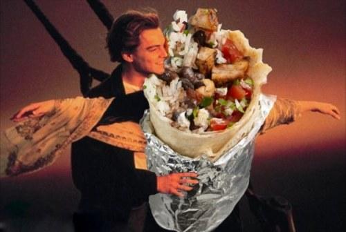 Burrito Titanic